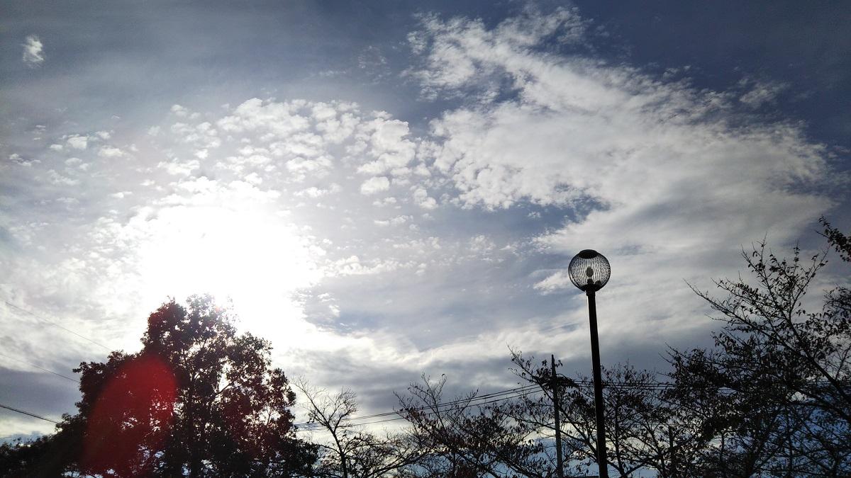 公園,空,春日部