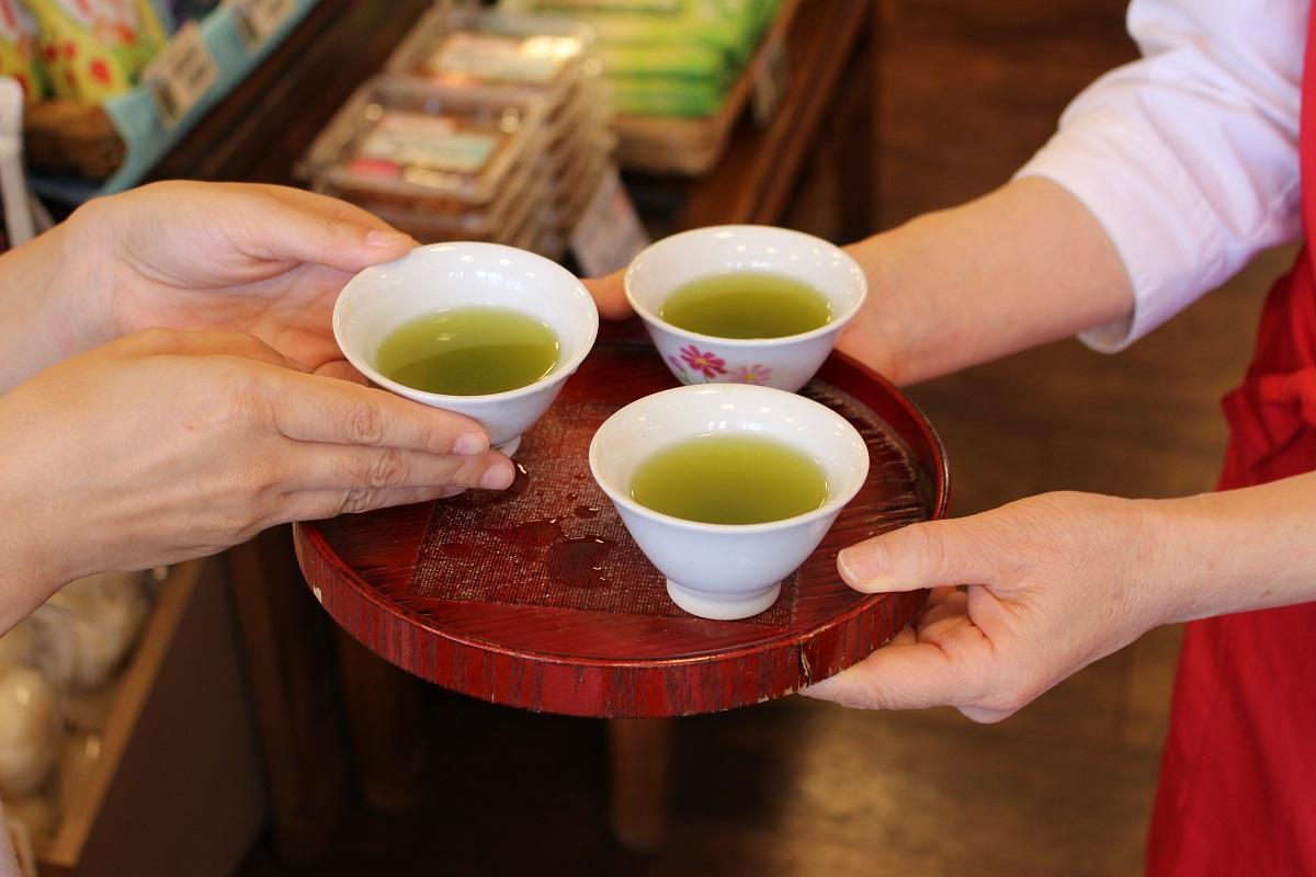 緑茶,おづつみ園,お茶,春日部