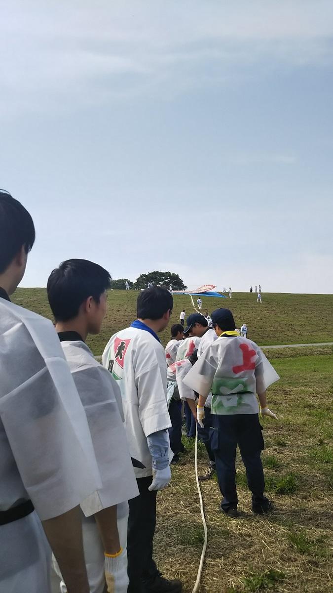 春日部,大凧あげ祭り