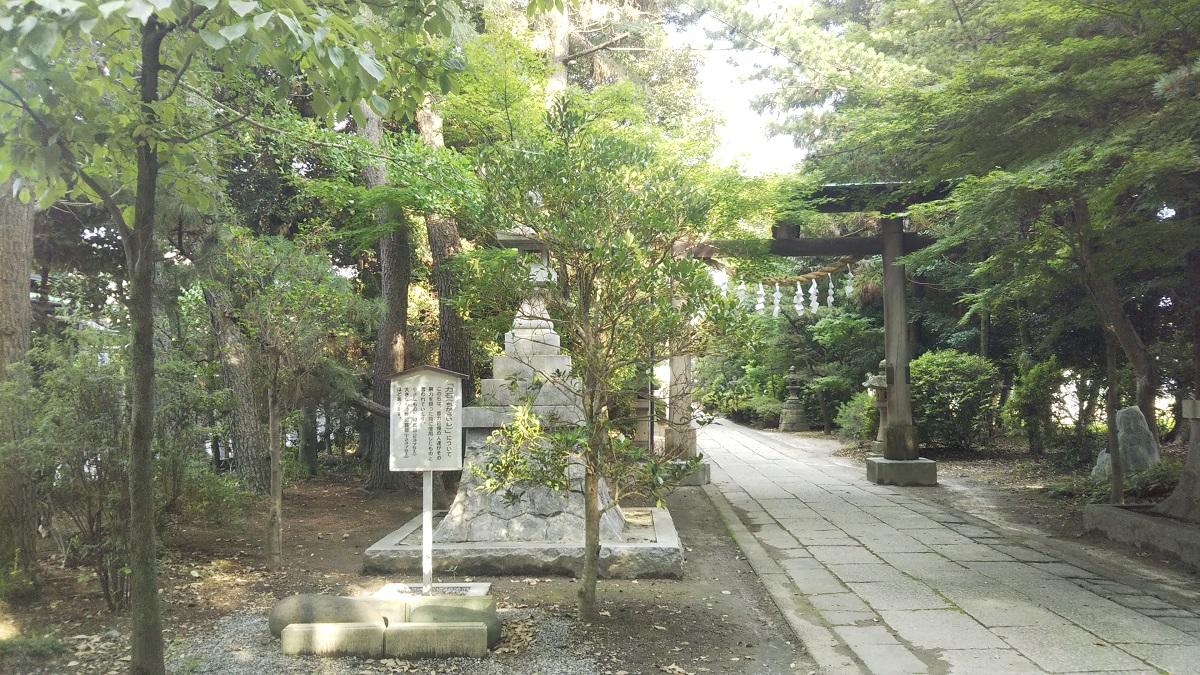 春日部,八幡神社