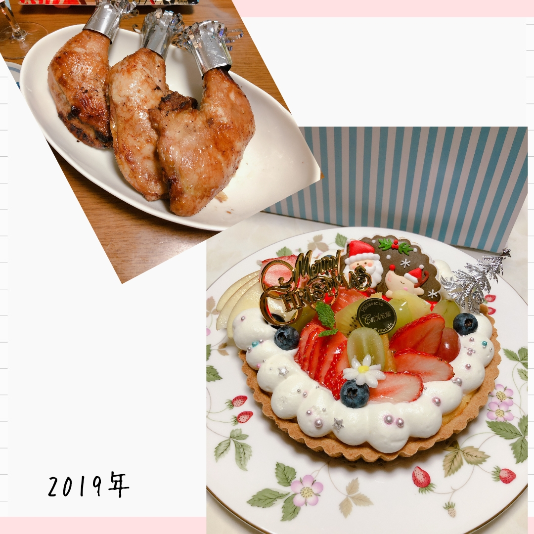 春日部,クリスマス,チキン,くずし割烹花々