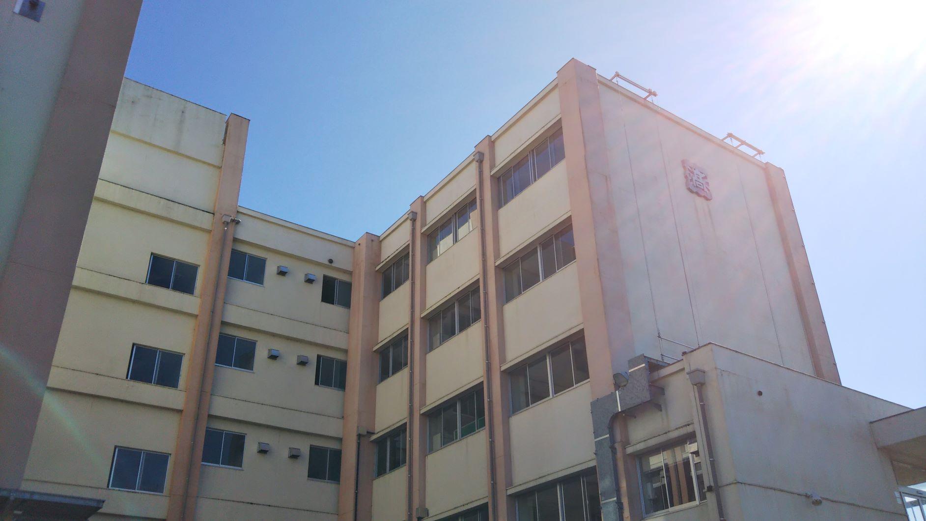 埼玉県,庄和高校,高校,校舎